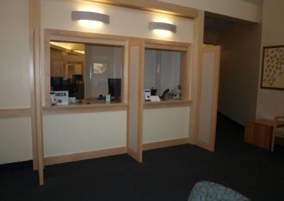 Cape Cod Hospital Main Street Reception